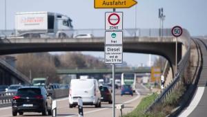 Keine alten Diesel in Stuttgart geschnappt