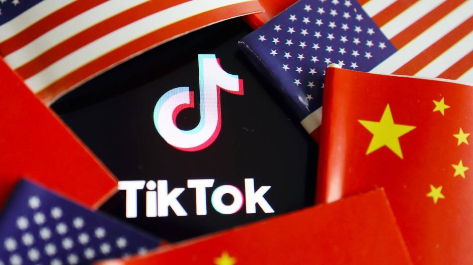Die Videoplattform Tiktok ist im Konflikt zwischen China und Amerika zwischen die Fronten geraten.