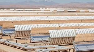 Marokko eröffnet größten Solarpark der Welt