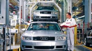 Audi erzielt weltweiten Absatzrekord