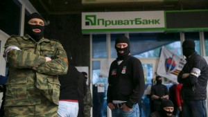 Größte ukrainische Bank schließt Filialen