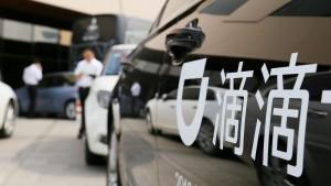 Fahrdienstleister Didi kündigt 300.000 Fahrern