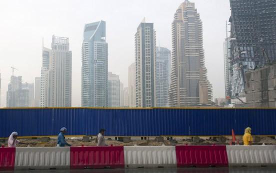 Das staatliche Bauunternehmen Nakheel muss 4,1 Milliarden Dollar Schulden begleichen