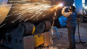 Aufschwung am Arbeitsmarkt vorerst ausgebremst