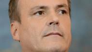 Österreichs Finanzminister für den Übergang: Eduard Müller