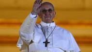 Bergoglio ist seit 167 Jahren der erste Ordensmann auf dem Stuhl Petri.