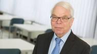 Wolf Schäfer (74) ist der neue Vorsitzende der Hayek-Gesellschaft.