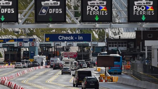 Wie sich deutsche Konzerne für den Chaos-Brexit rüsten