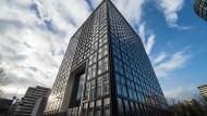 Zentrale der Deutschen Börse in Eschborn bei Frankfurt