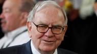 Starinvestor und Milliardär Warren Buffett