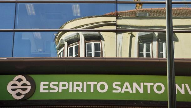 Angst um portugiesische Bank legt sich