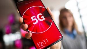 Mehr als die Hälfte der neuen Smartphones kann 5G