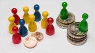 Studie: Abstiegsrisiken für die Mittelschicht gestiegen