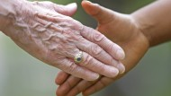 Die Deutschen haben Angst vor Armut im Alter