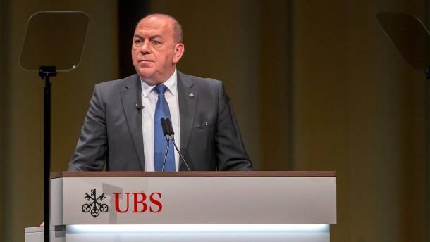 Aktionärsaufstand auch bei UBS