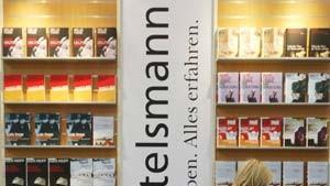 Bertelsmann erwägt Allianz im deutschen Buchhandel