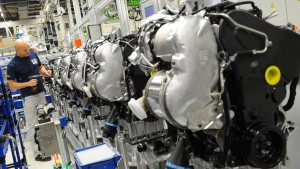 Volkswagen drosselt Motorenproduktion in Salzgitter