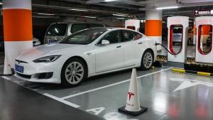 Tesla will nach Shanghai