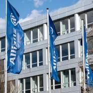Versicherungskonzern Allianz in München