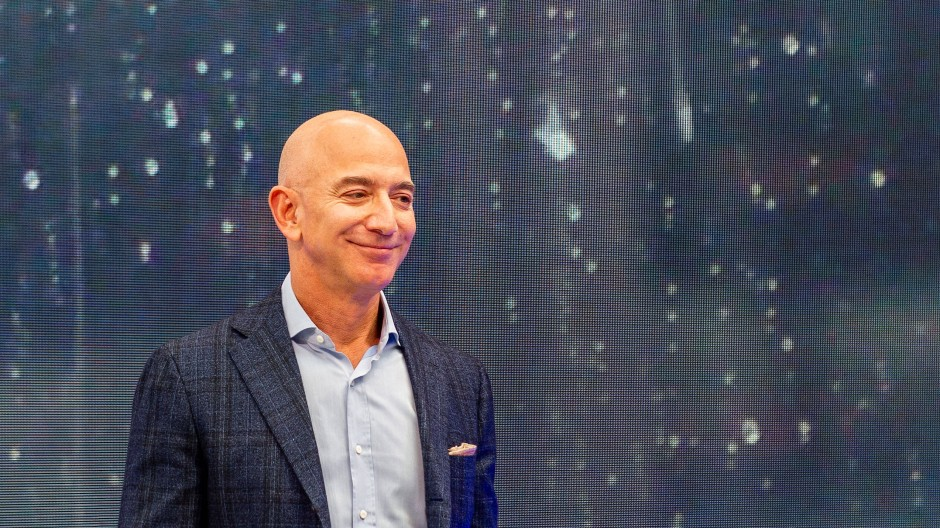 Jeff Bezos gilt als reichster Mann der Welt.