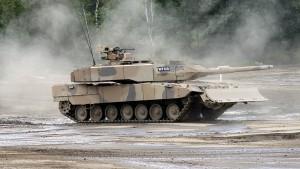 Deutsche Rüstungsexporte 2016 gesunken