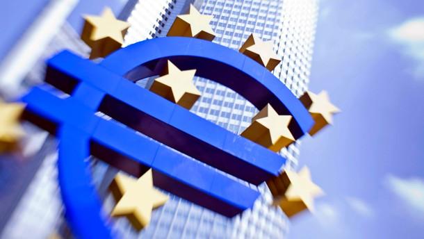 EZB lässt den Zinssatz unverändert