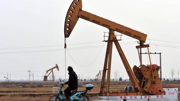 China greift nach riesigen Ölfeldern