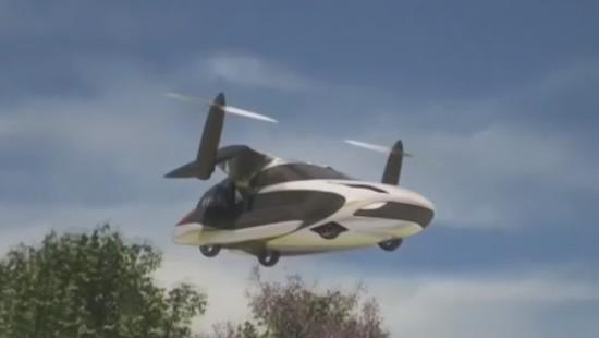 Der Schritt zum fliegenden Transportmittel