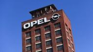 Der Opel-Stammsitz bleibt auch unter dem neuen Eigentürmer Rüsselsheim.