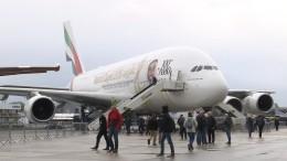 Airbus gibt Prestigeflieger A380 auf