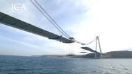 Die dritte Brücke über den Bosporus