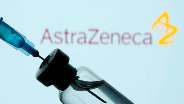 Astra-Zeneca beantragt Zulassung in der EU