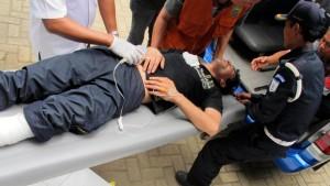 Flüchtlingsboot vor Java gesunken