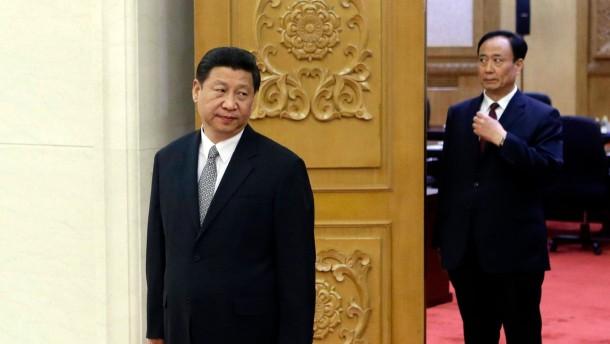 Chinas Präsident will Reformen statt Konjunkturhilfen