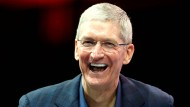 Apple-Chef will sein Vermögen spenden