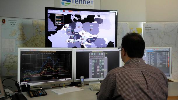 Deutschland entkam nur knapp dem Strom-Blackout