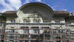 Schweizer Notenbank regelt Gewinnausschüttung neu