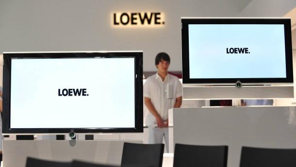 Loewe beantragt Insolvenzverfahren