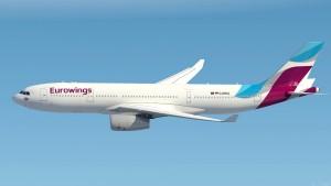 Lufthansa siedelt in Österreich Billigflieger an