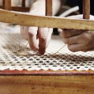 Der schwedische Hersteller Larsson Korgmakare fertigt wie zu Großvaters Zeiten.