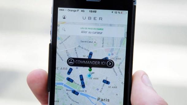 Uber macht in China jedes Jahr Milliardenverluste