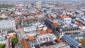 Berlin mit steilstem Preisanstieg