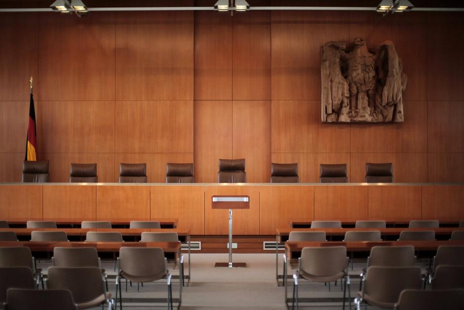 Soll sich nicht aktiv am Politikbetrieb beteiligen: das Verfassungsgericht in Karlsruhe