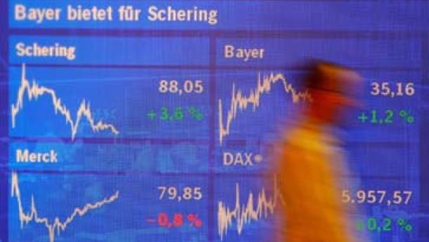 Merck gibt sich Bayer geschlagen