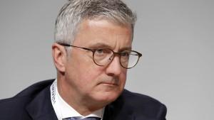 Audi-Chef Stadler legt Beschwerde gegen Untersuchungshaft ein