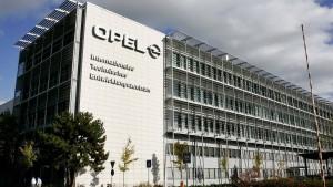 Teile des Opel-Entwicklungszentrums könnten an Franzosen gehen