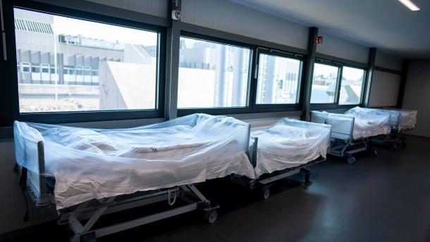 Die Gießkannenförderung der Kliniken wird beendet