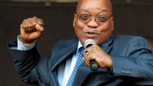 Zumas Zulu-Tänze schrecken die Wirtschaft nicht