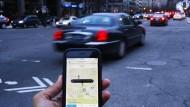 Uber macht Milliardenverlust im ersten Halbjahr