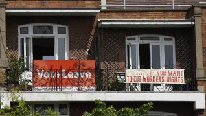 Londons Luxusimmobilien gibt's jetzt billiger